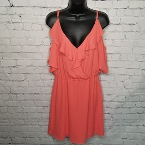 NWT Chandler Henry sundress with frill neckline